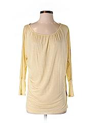 Bordeaux Women Long Sleeve Top Size XS