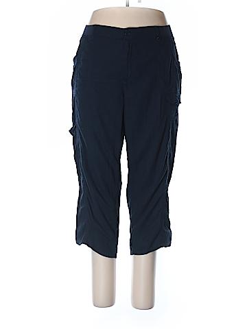 Gloria Vanderbilt  Linen Pants Size 16 (Plus)