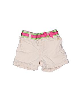 Gymboree Khaki Shorts Size 4