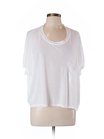 Cheap Monday Women Short Sleeve T-Shirt Size L