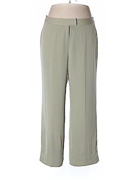 Josephine Chaus Silk Pants Size 14