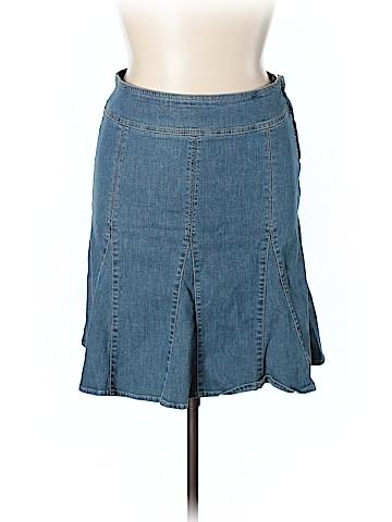 Relativity Denim Skirt Size 14 (Petite)