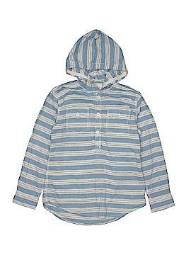 Peek... Long Sleeve Button-Down Shirt Size 10