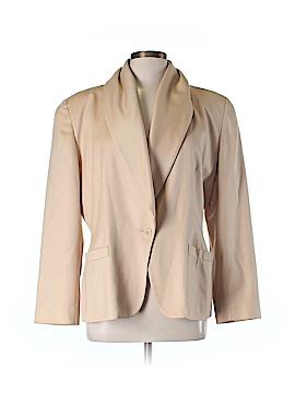 Anne Klein II Wool Blazer Size 12