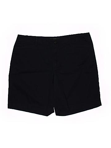 Lauren by Ralph Lauren Khaki Shorts Size 16