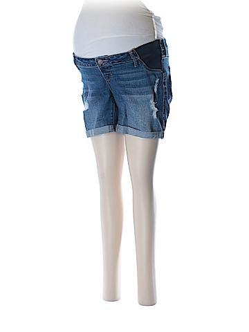 Old Navy Denim Shorts Size 4 (Maternity)