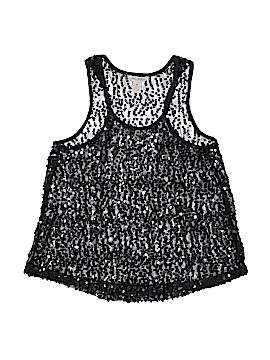 Fun & Flirt Sleeveless Blouse Size M