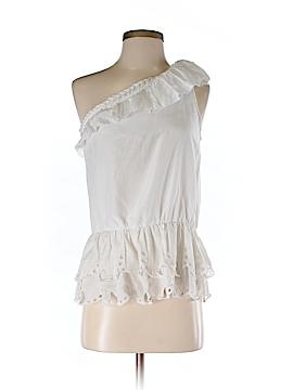 Kas New York Short Sleeve Blouse Size M