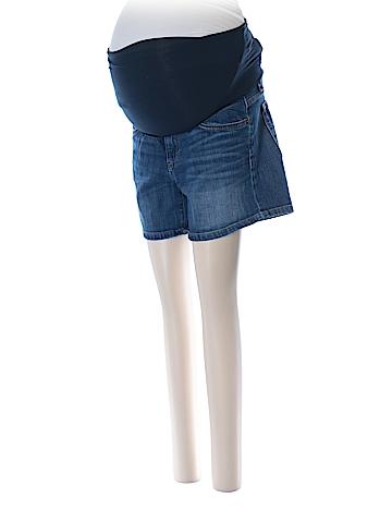 Collection Denim Shorts 27 Waist (Maternity)