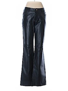 Margaret Godfrey Leather Pants Size 6