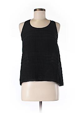 Greylin Sleeveless Silk Top Size M