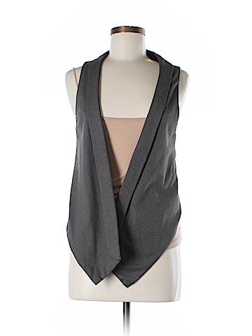 Zara Basic Tuxedo Vest Size M