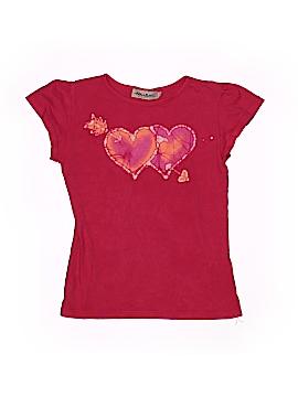 Hiho Batik Short Sleeve T-Shirt Size 8