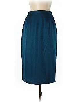 Adrianna Papell Silk Skirt Size 10