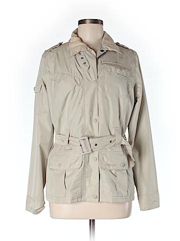 Barbour Raincoat Size 8