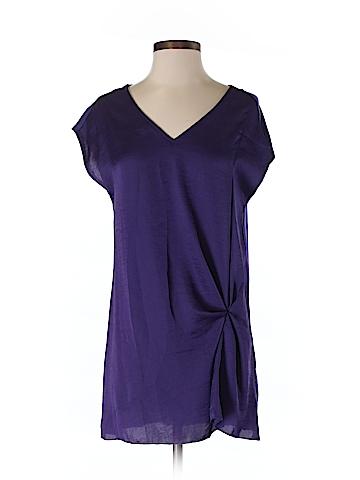 Cynthia Steffe Short Sleeve Blouse Size S