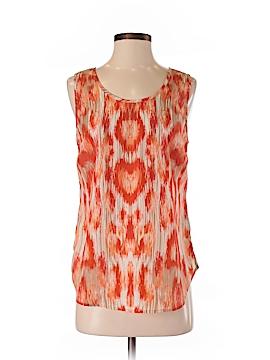 Cynthia Rowley for T.J. Maxx Sleeveless Blouse Size S