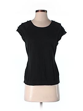 Lafayette 148 New York Short Sleeve Top Size S