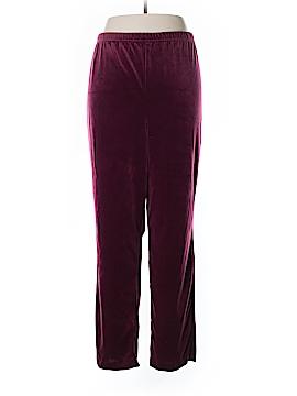 Oxford Velour Pants Size XL