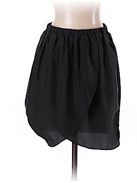 GF Ferre Silk Skirt Size S