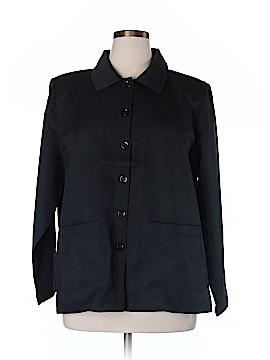 Draper's & Damon's Long Sleeve Blouse Size 1X (Plus)