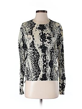 LINE Silk Pullover Sweater Size M