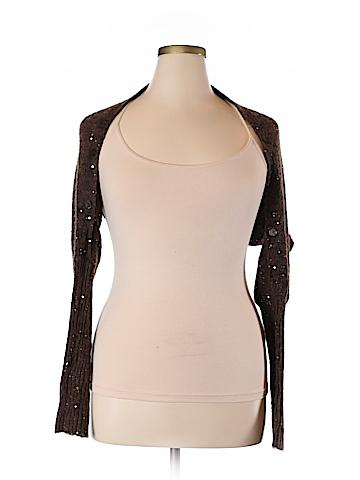 Simply Vera Vera Wang Shrug Size XL