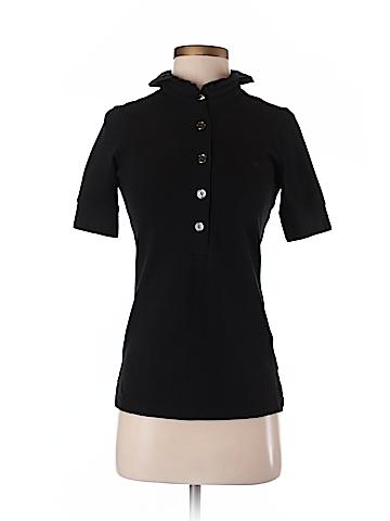 Burberry Short Sleeve Polo Size XS