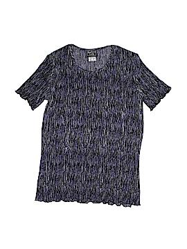 Southern Lady Short Sleeve Blouse Size S