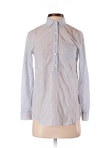 J. Crew Long Sleeve Button-Down Shirt Size 0 (Petite)