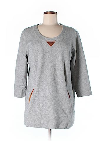 Soft Surroundings Sweatshirt Size M