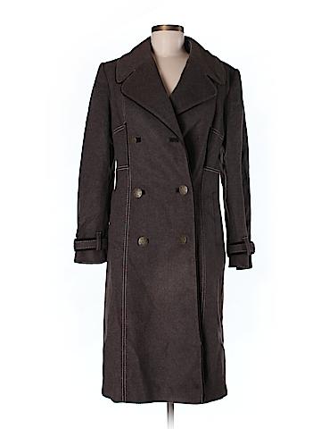 Tahari Wool Coat Size 8