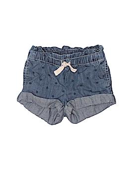 Hanna Andersson Denim Shorts Size 80 (CM)