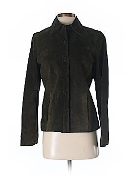 Madison Studio Leather Jacket Size S