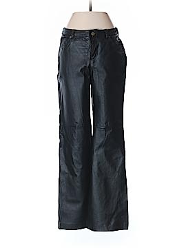 Metrostyle Leather Pants Size 4