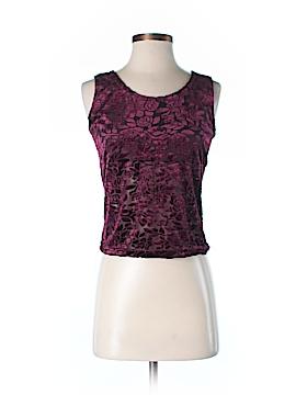 Fashion Bug Sleeveless Top Size S