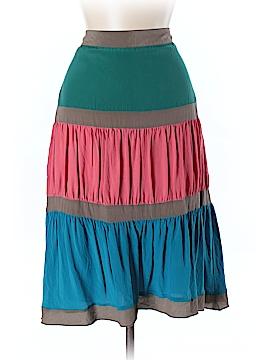 KensieGirl Silk Skirt Size 5