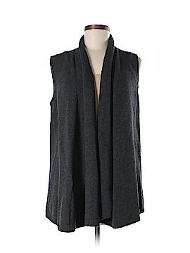 Lafayette 148 New York Wool Cardigan Size M