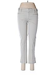 Zara Basic Women Khakis Size 6
