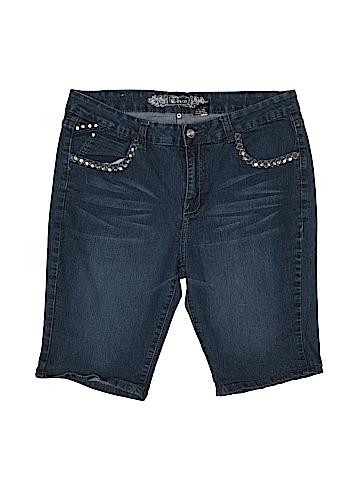 Ive Denim Shorts Size 16