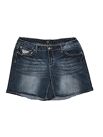 Cato Denim Shorts Size 18 (Plus)