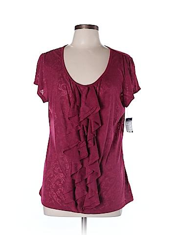 Apt. 9  Short Sleeve Top Size XL