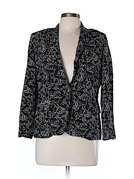 Josephine Chaus Silk Blazer Size 6