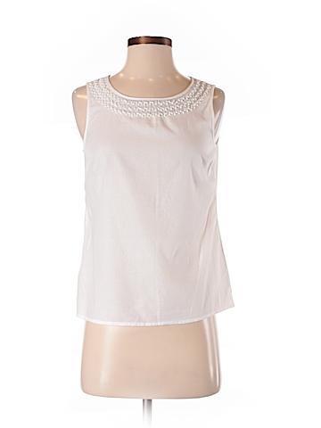 Ann Taylor LOFT Sleeveless Blouse Size XXS (Petite)