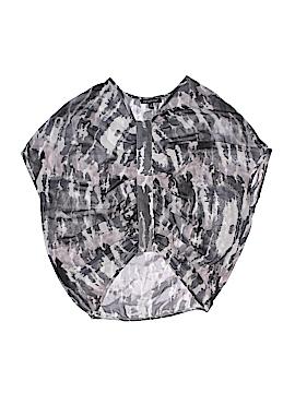 Paraphrase Short Sleeve Blouse Size XS