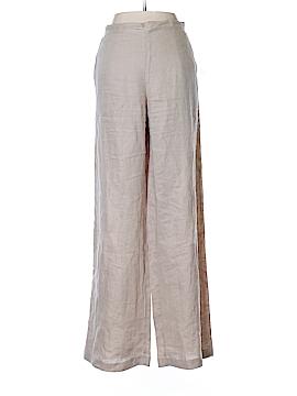 Carole Little Linen Pants Size 6