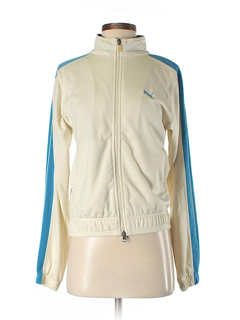 Activewear Jackets 100% Quality Puma Track Jacket Size Large