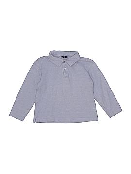 Papo d'Anjo Long Sleeve Polo Size 6
