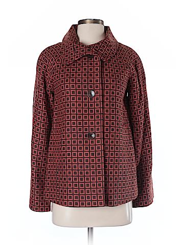 Adrienne Vittadini Wool Coat Size 4