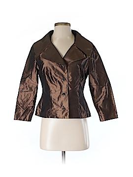 Per Se By Carlisle Silk Blazer Size 4